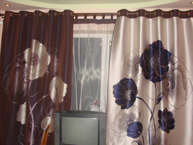 Как сшить шторы с люверсами своими руками