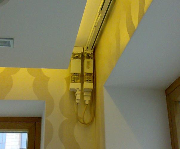 Электроприводы для штор своими руками