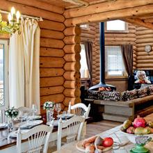 Современные деревянные дома и их интерьеры - рис.2