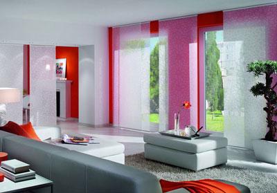 шторы для квартиры студии фото