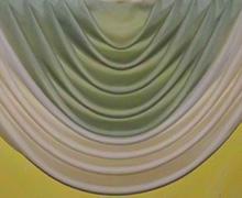 Двухцветный симметричный сваг
